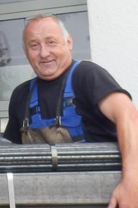 Ihr erster Kontakt: Geschäftsinhaber Matthias Baumgartner