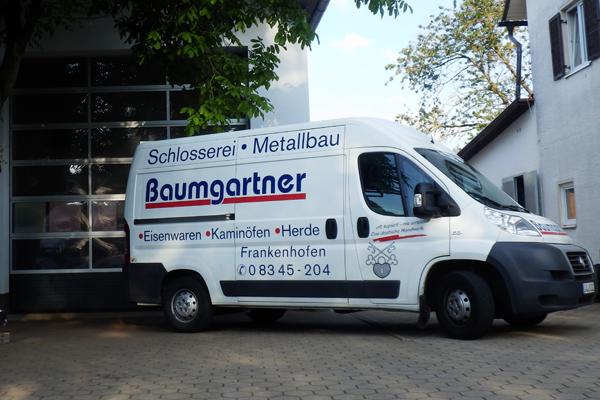Ein Betrieb für Metallbau und Schlossereiarbeiten