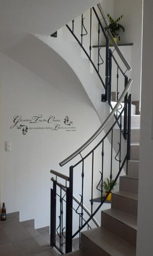mb baumgartner treppengelaender var2 1 - Metall ist ein kreativer Werkstoff