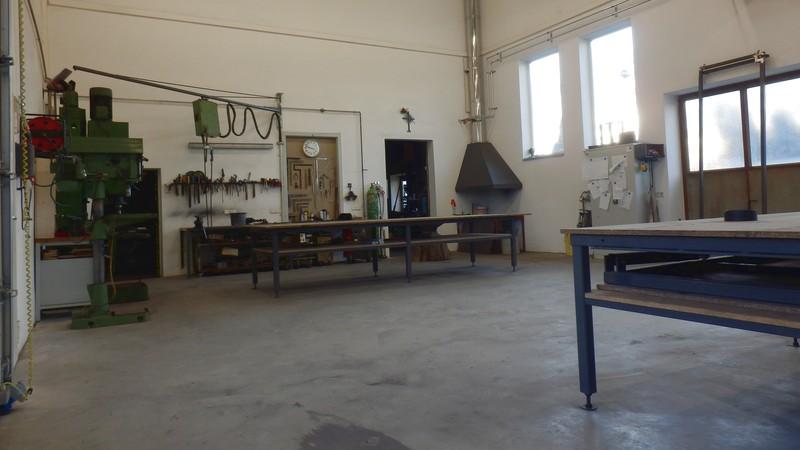Die heutige Werkstatt neben dem Gemischtwarenladen